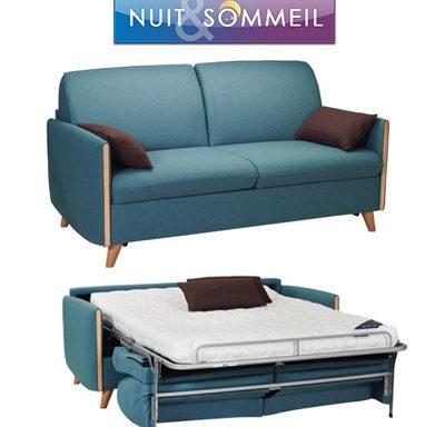 Canapé-lit BORG (fin de serie un seul exemplaire)