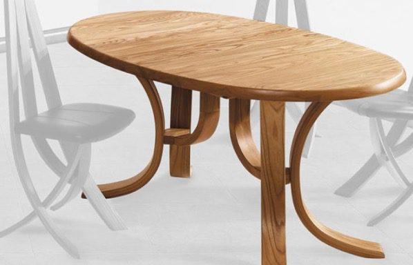 Table Ovale Epona