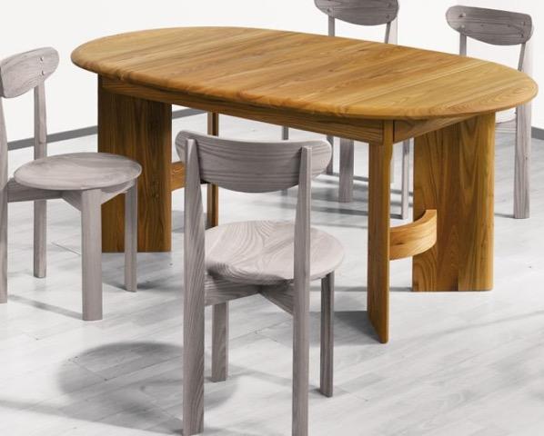 Table Ovale alpha x plus