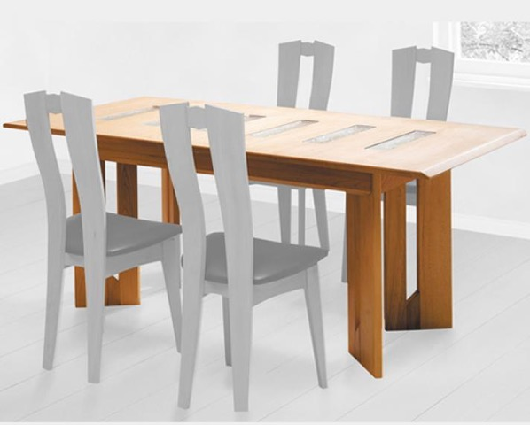 Table Rectangulaire horizon x plus