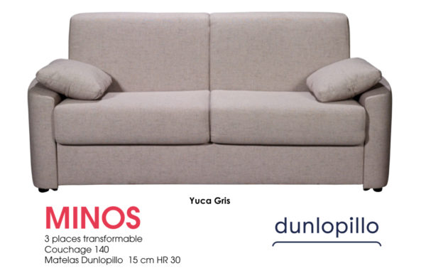 Canapé-lit Rapido MINA 1499€
